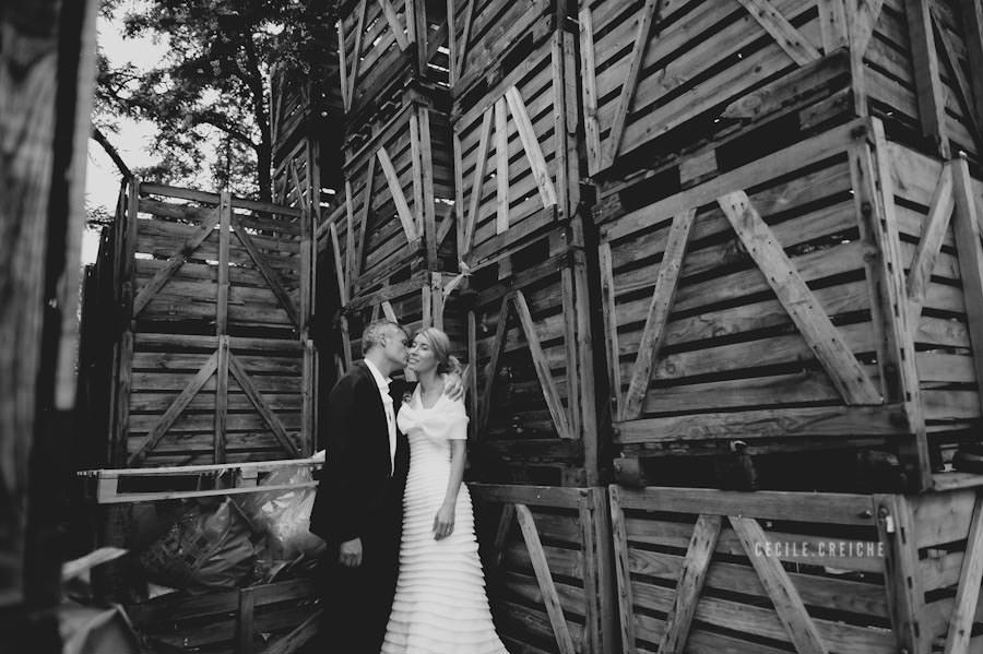 Mariage au château de corcelles