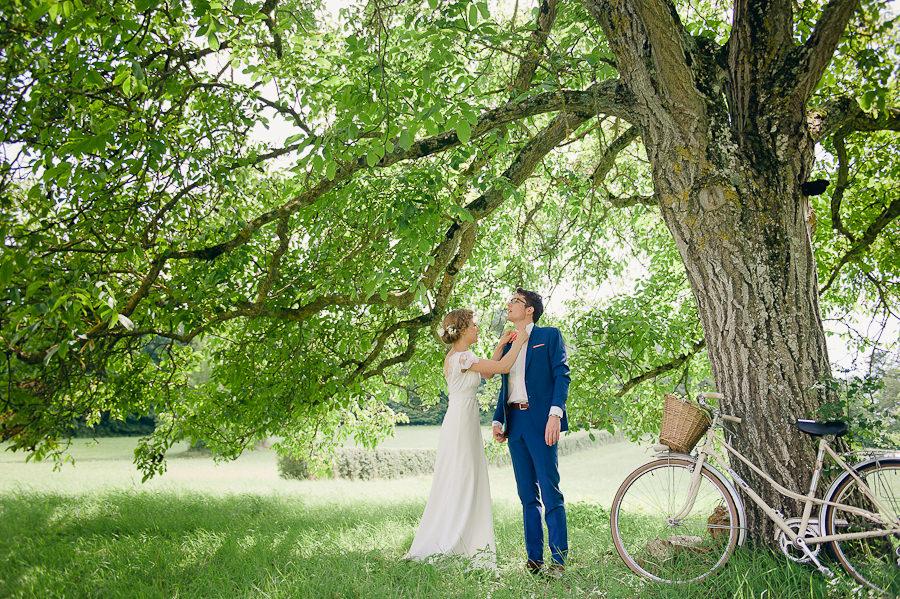 Mariage inspiration boheme-champetre-chic-Paris 14eme et Chateau de Bois le Roi Yonne-27