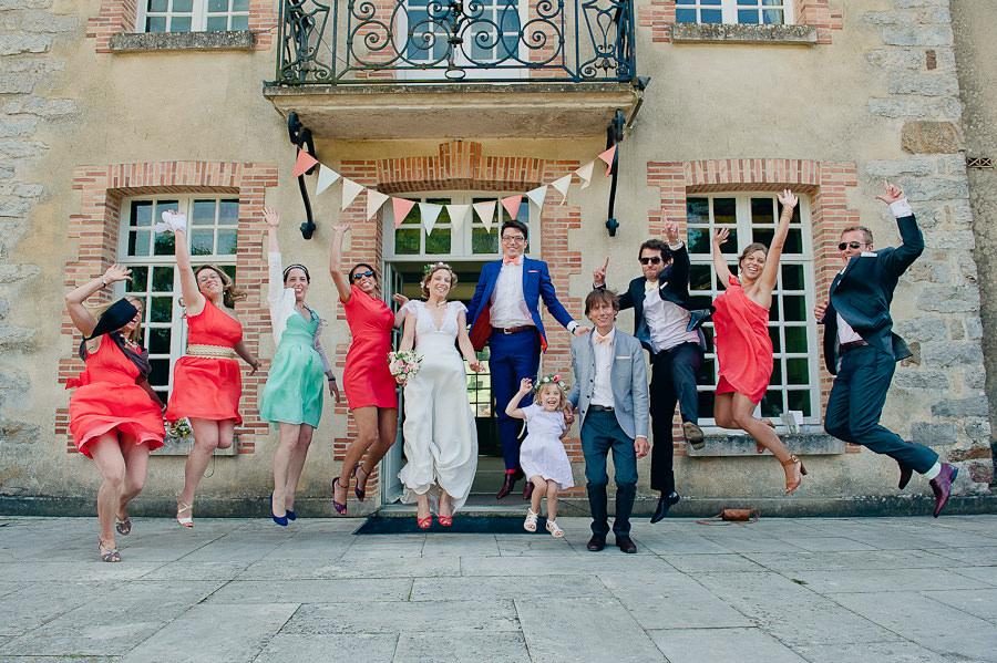 Mariage inspiration boheme-champetre-chic-Paris 14eme et Chateau de Bois le Roi Yonne-78