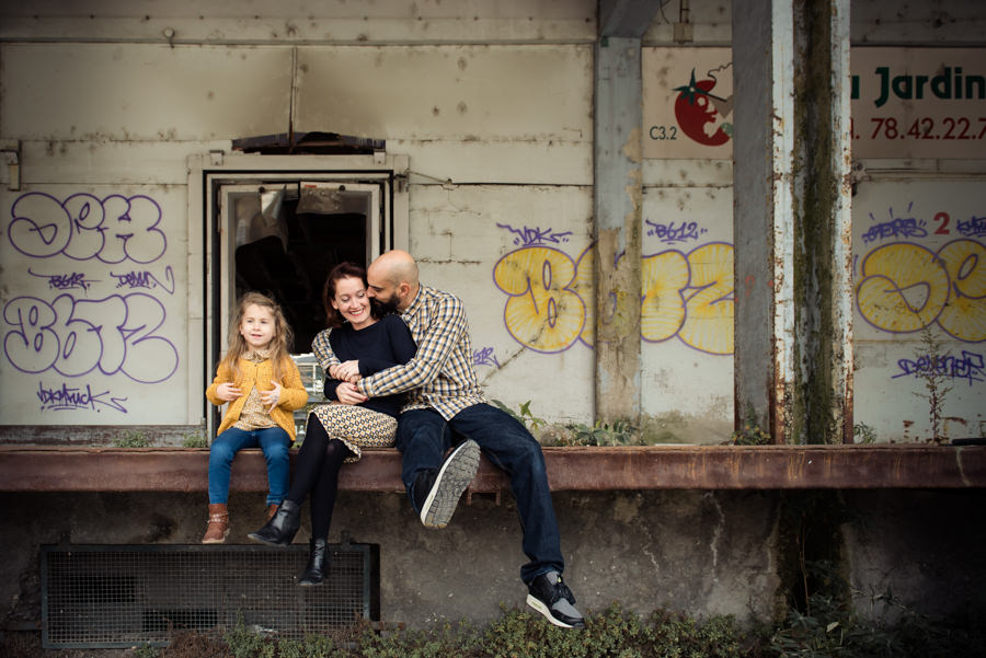 Séance photos en famille à Lyon