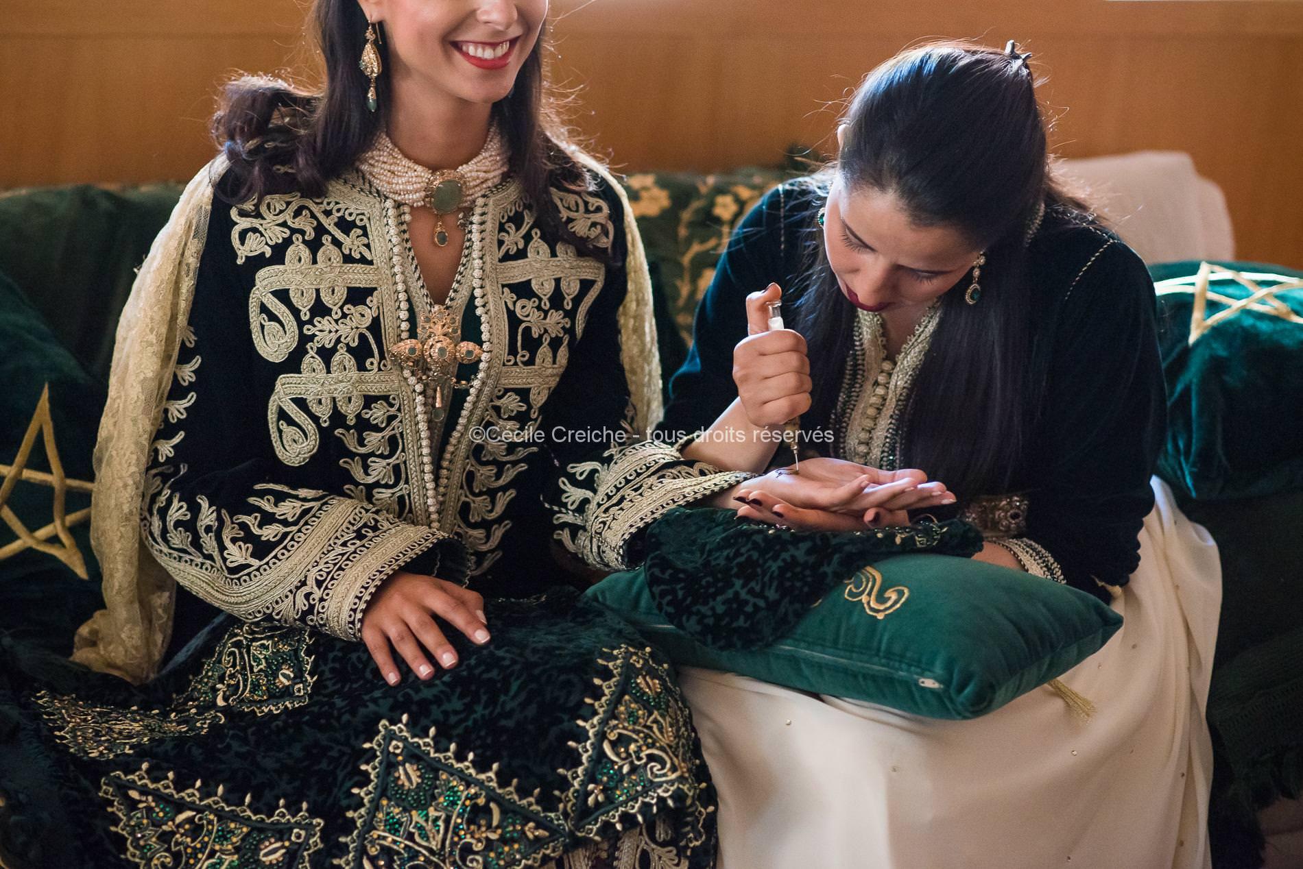 Mariage marrakech henne-6