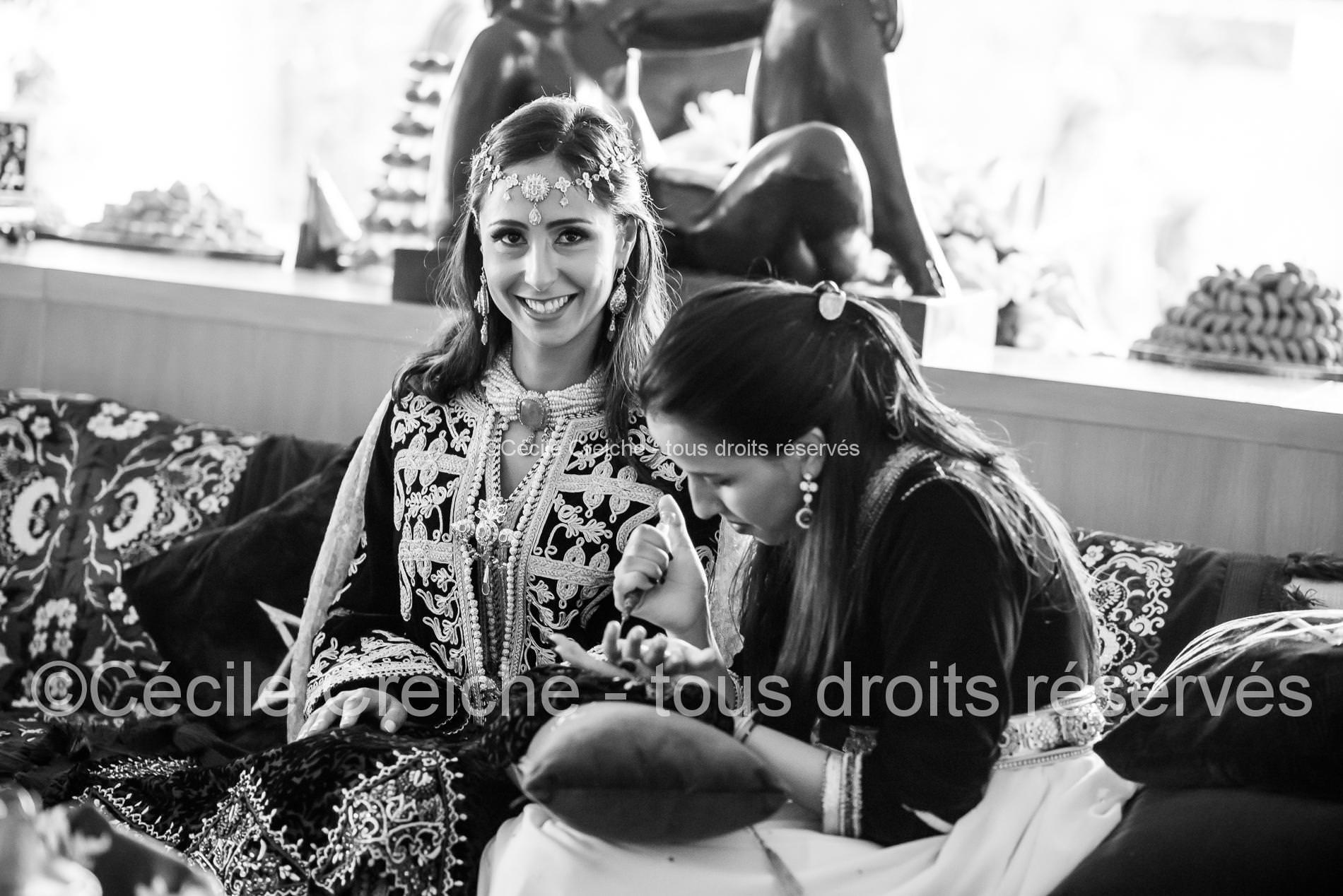 Mariage marrakech henne-7