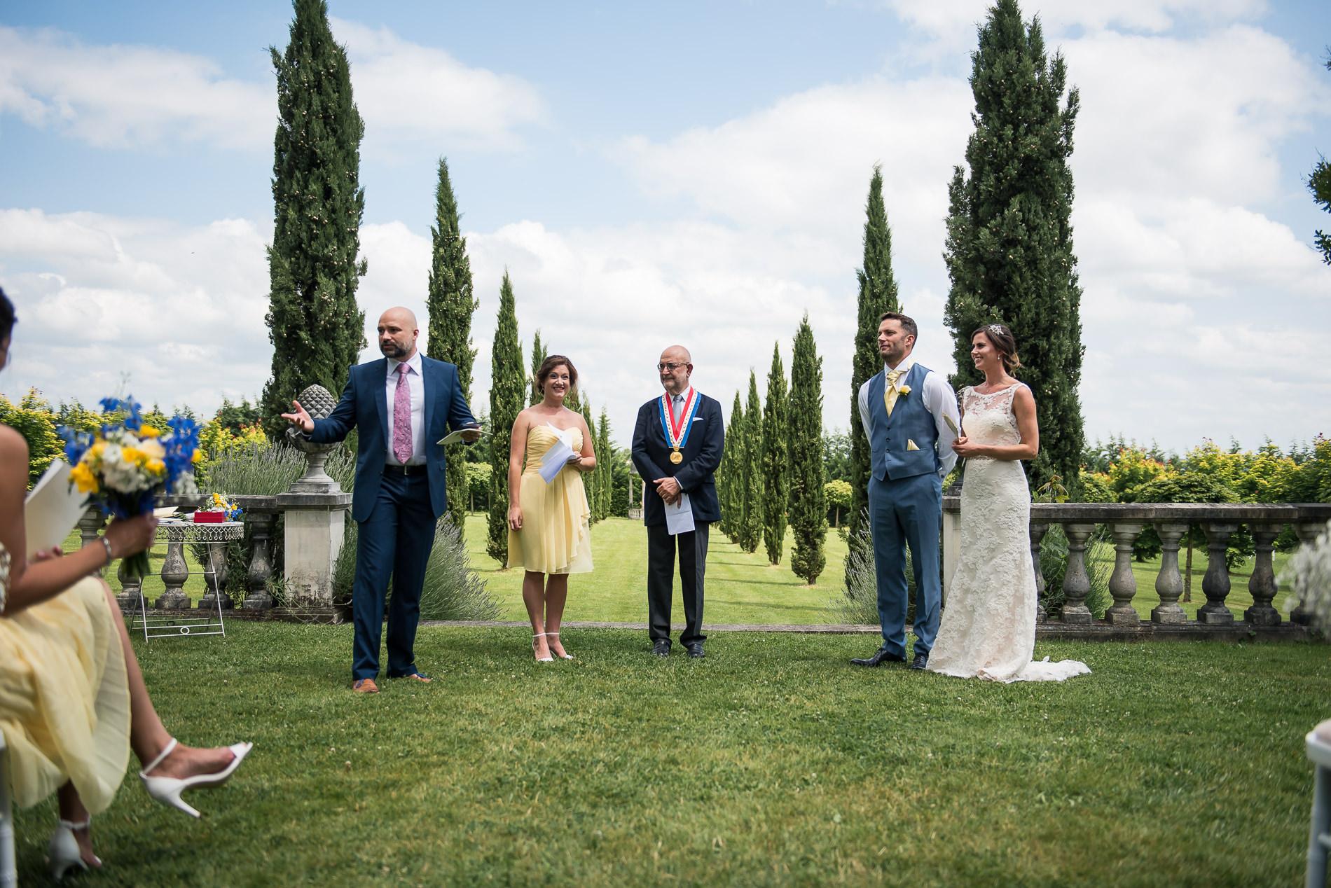 wedding chateau la durantie french castle-30