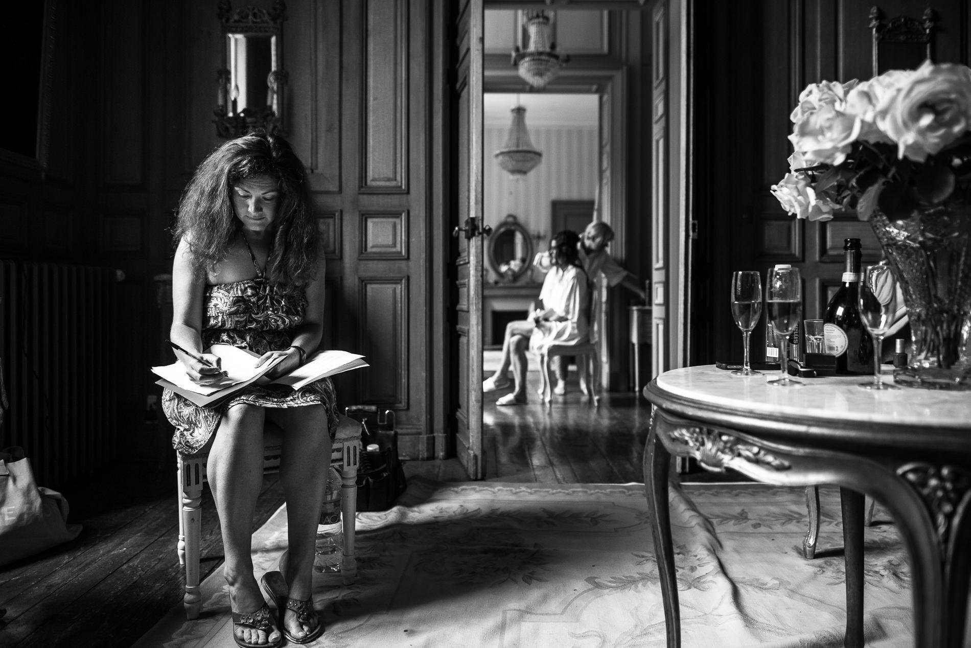 wedding chateau la durantie french castle-9