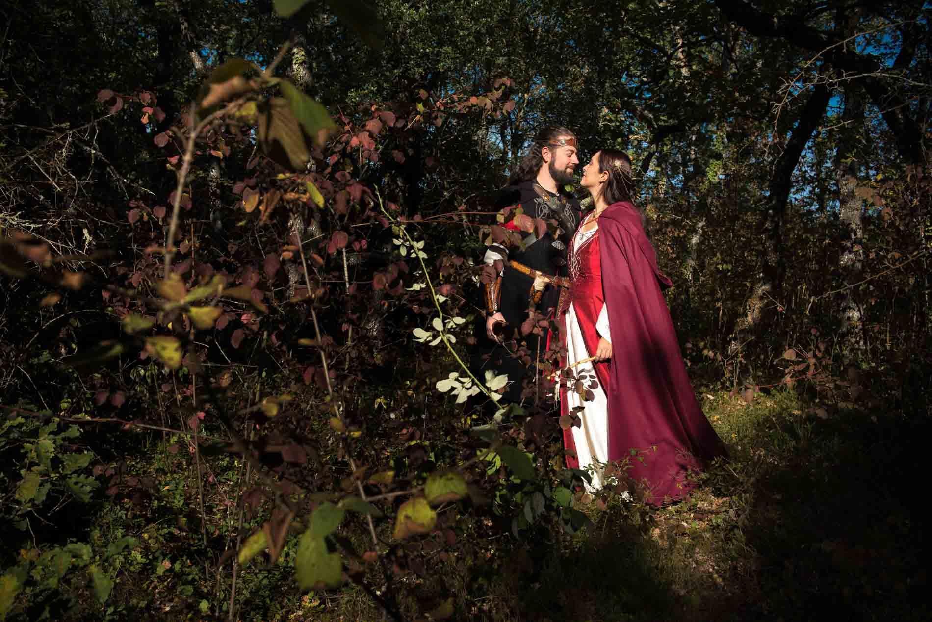 mariage médiéval