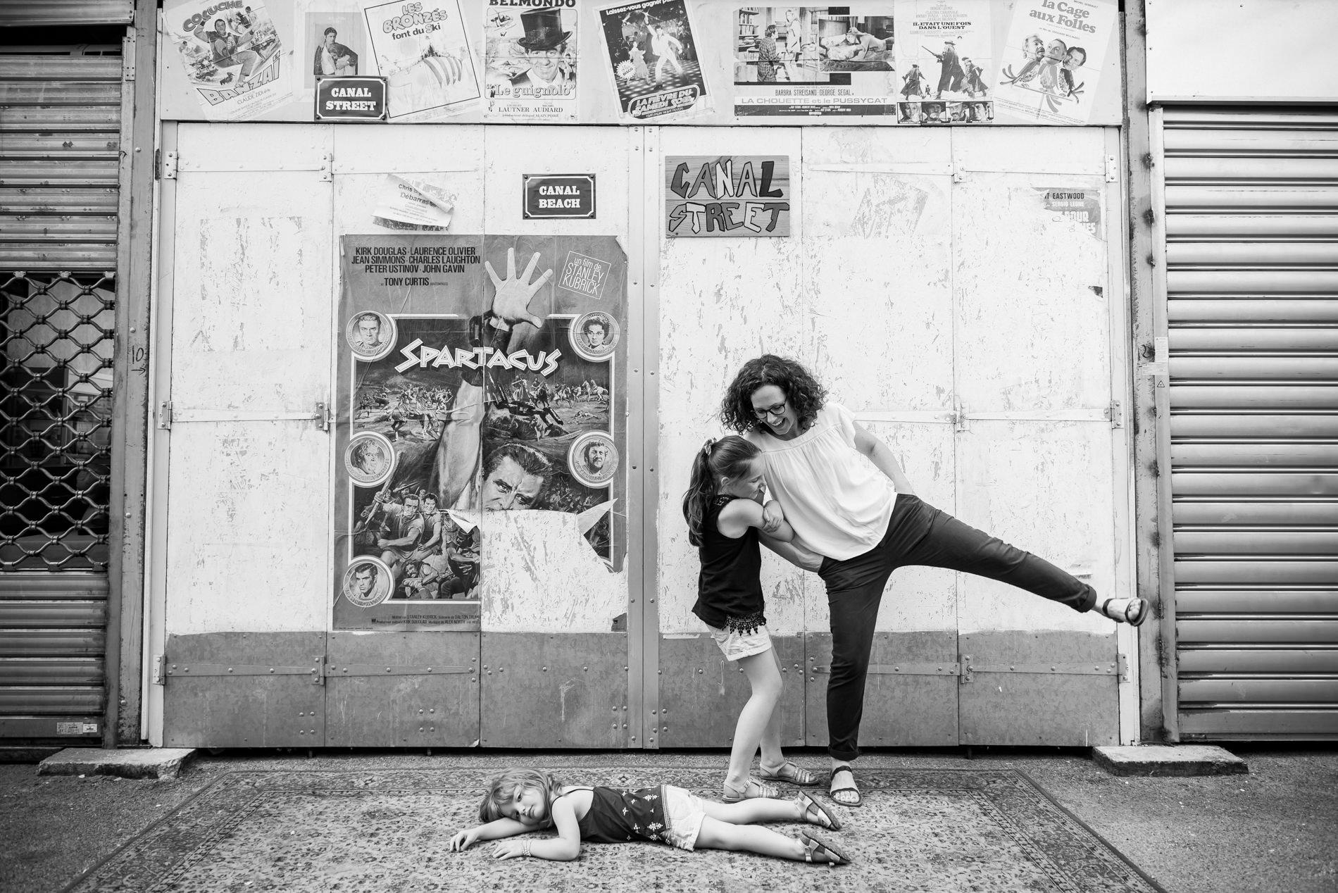 Photographe enfant famille Lyon