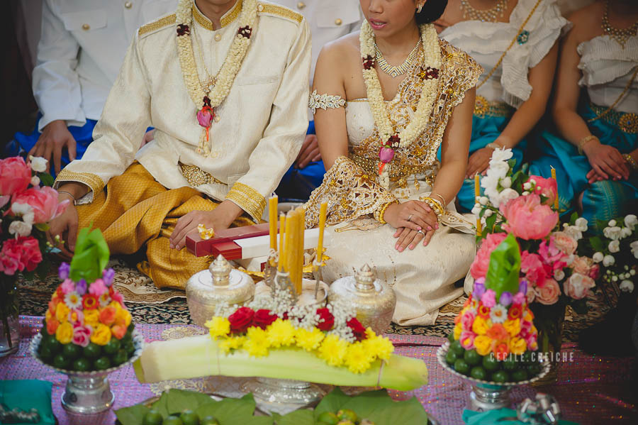Mariage traditionnel cambodgien paris - Decoration mariage traditionnel ...