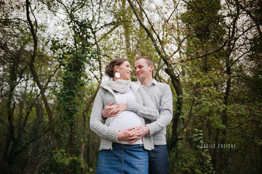 Photographies de grossesse à Lyon
