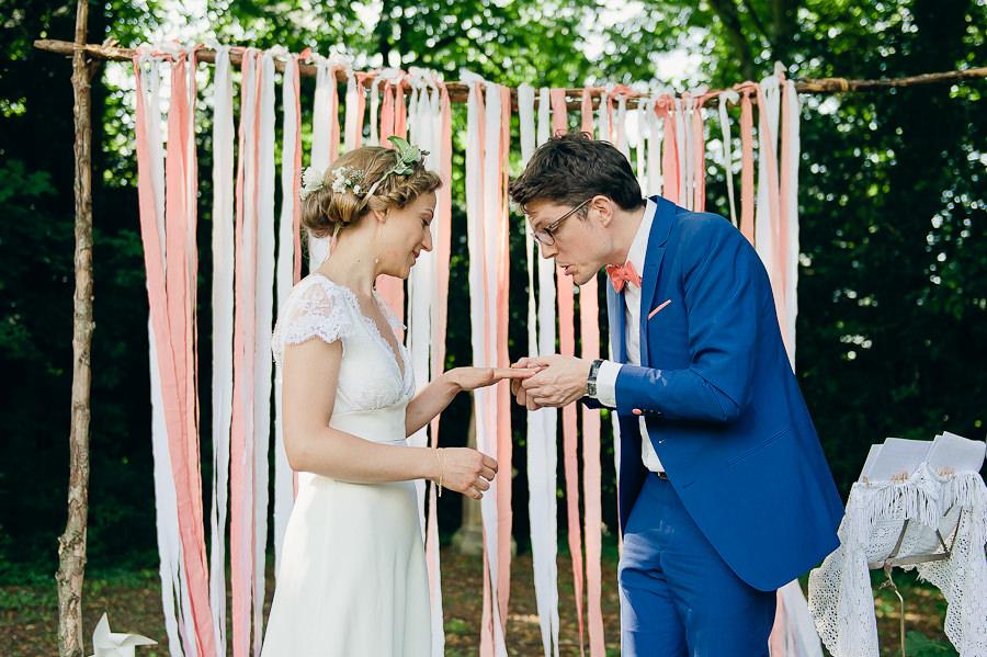 Mariage inspiration boheme-champetre-chic-Paris 14eme et Chateau de Bois le Roi Yonne-72