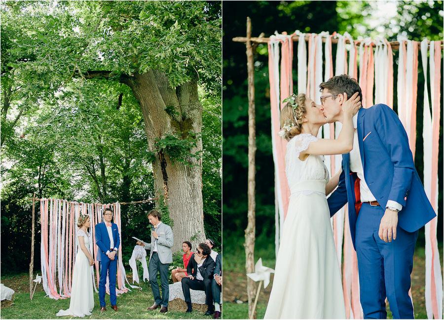 Mariage inspiration boheme-champetre-chic-Paris et Chateau de Bois le Roi
