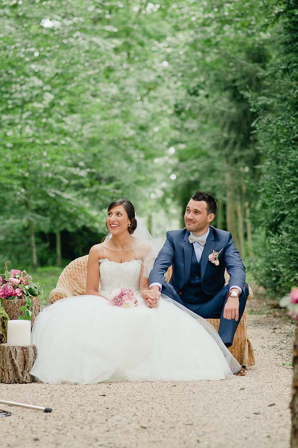 Mariage Clos des liesses