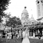 wedding in paris montmartre