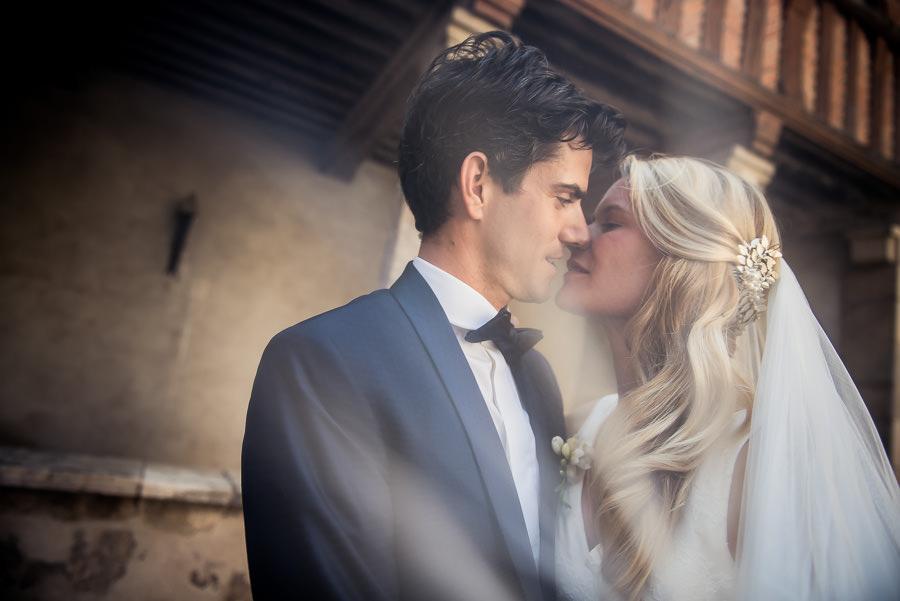 mariage au Chateau de Corcelles