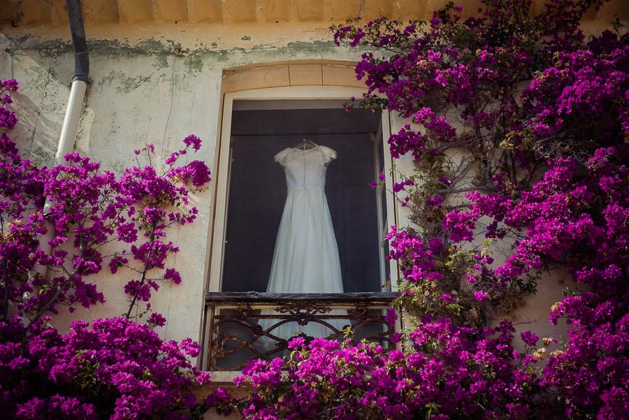 mariage french riviera