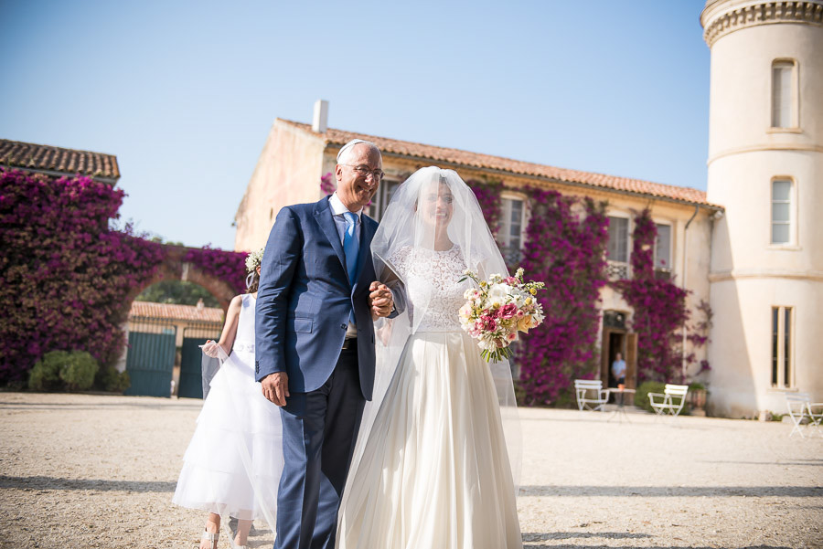 wedding chateau de bregancon