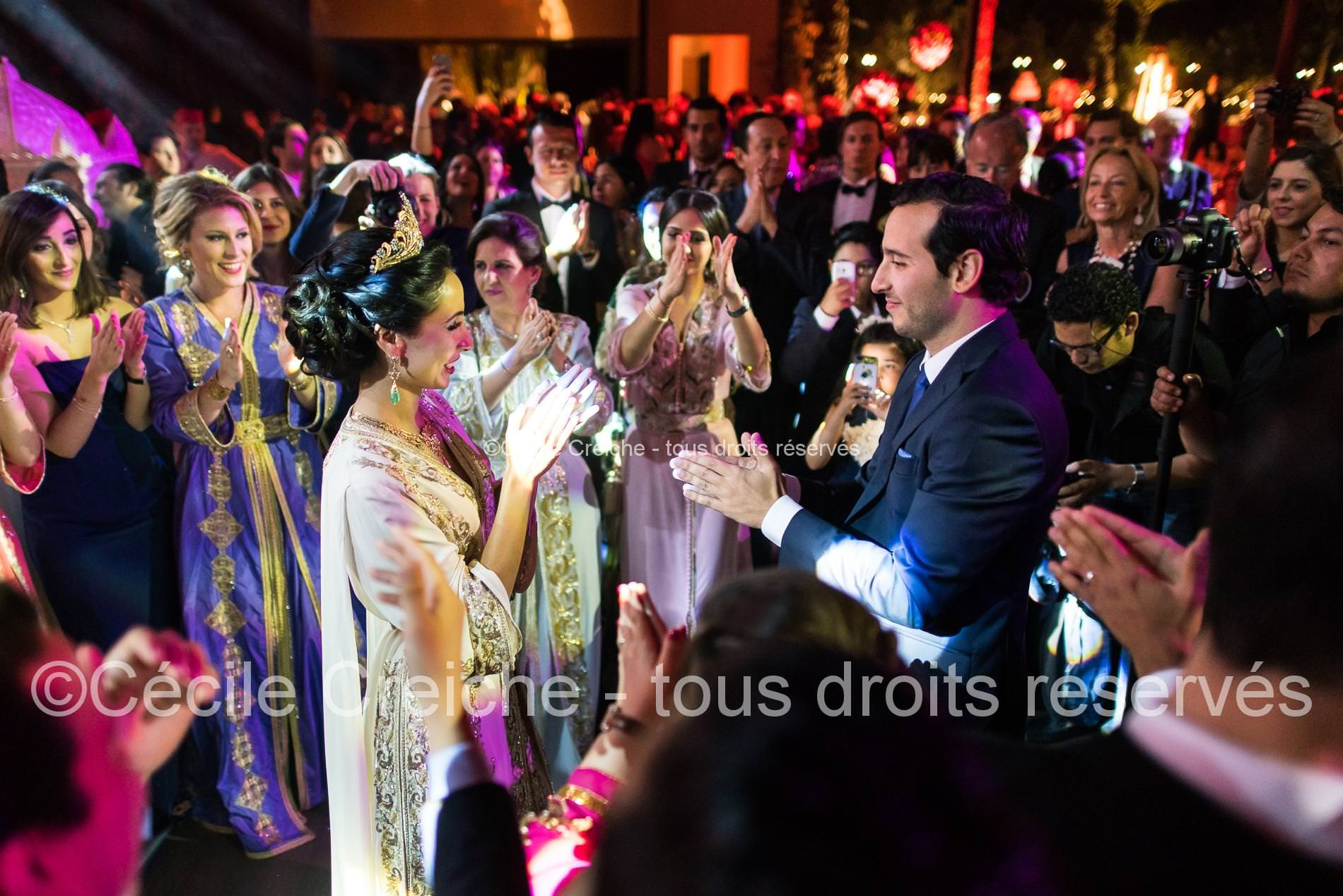 photographe mariage marrakech royal mansour