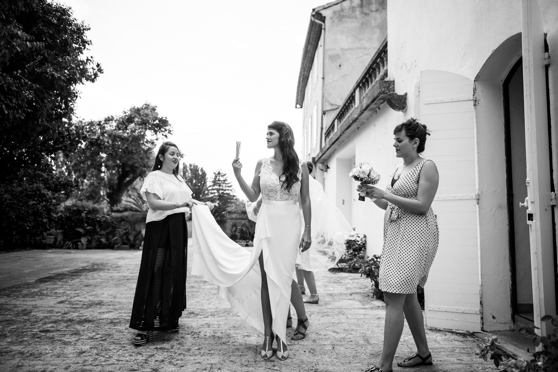 mariage chateau de clary