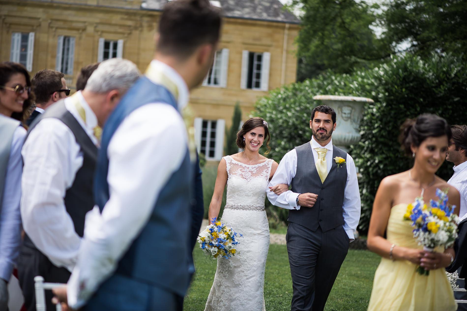 wedding chateau de la durantie