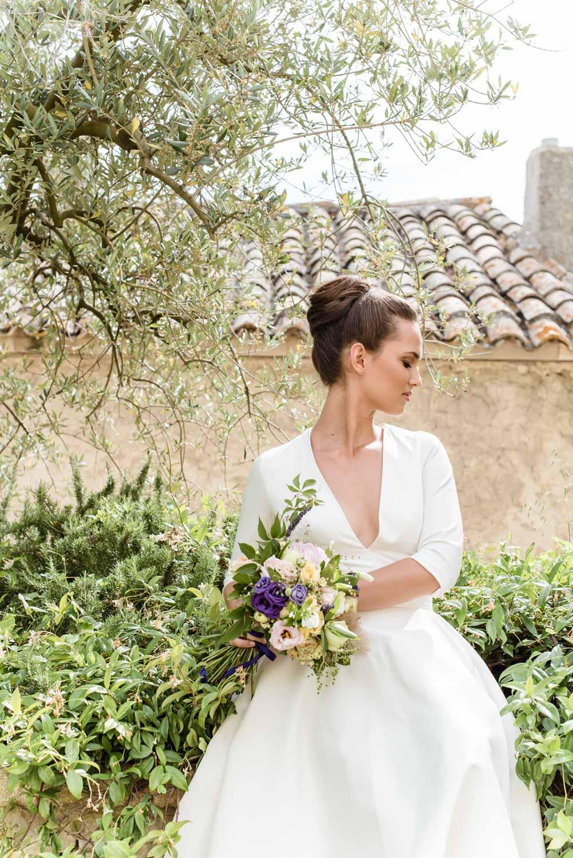 wedding gordes provence