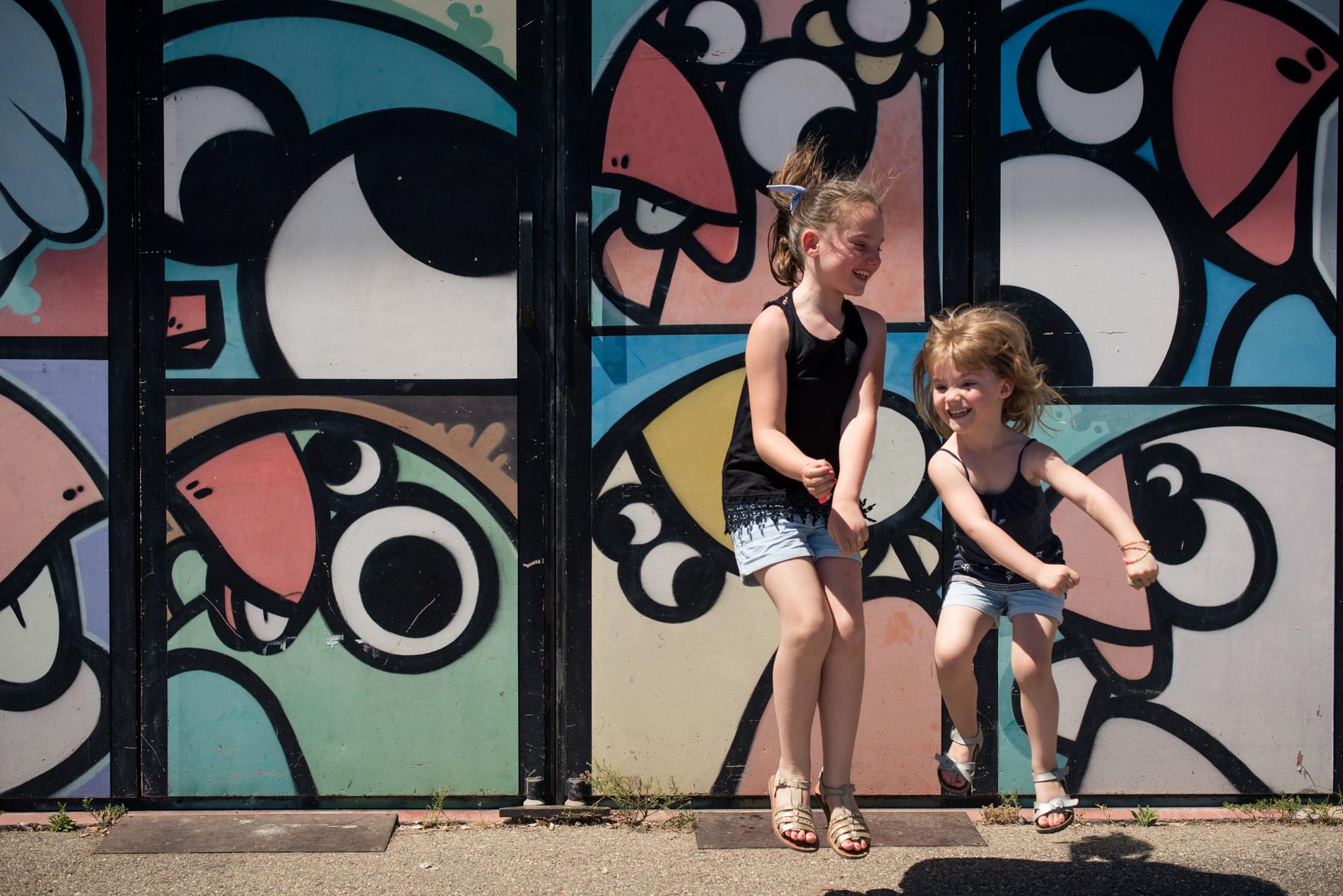 Photographe enfant et famille à Lyon