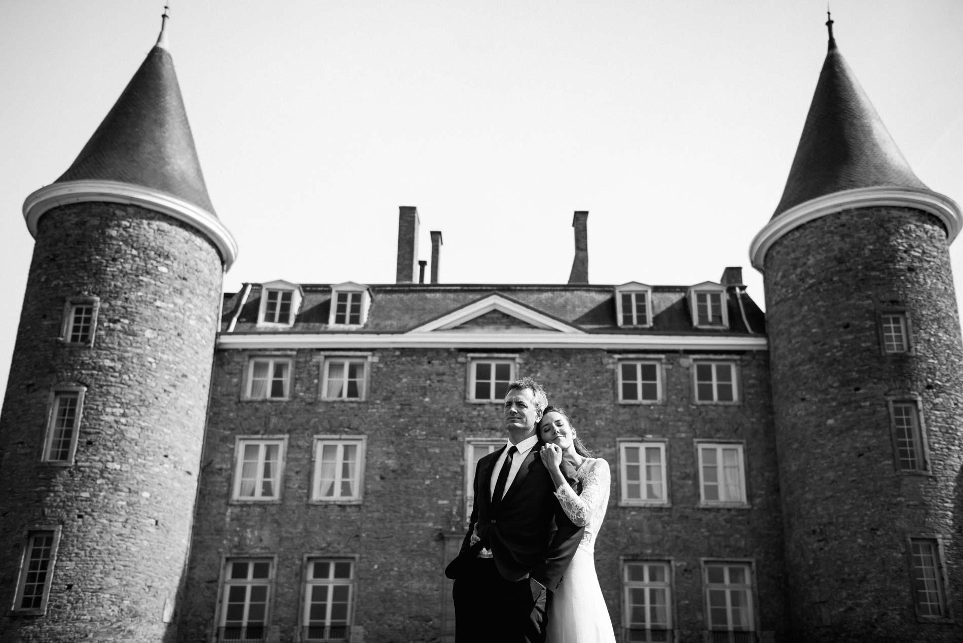 Mariage au Château de Janzé