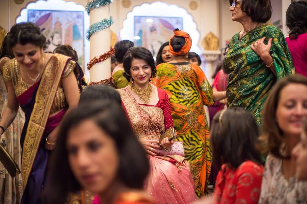 Robe indienne mariage lyon