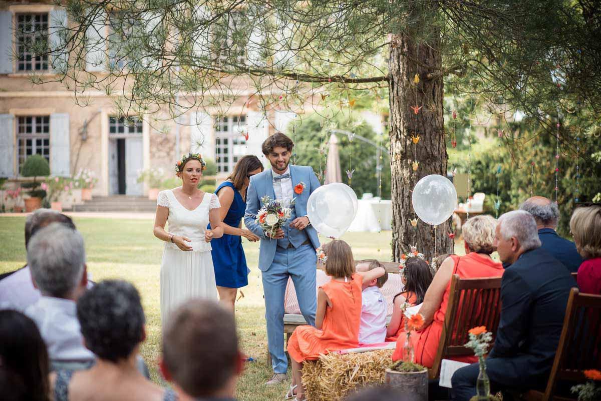 Mariage au Château de la Salle