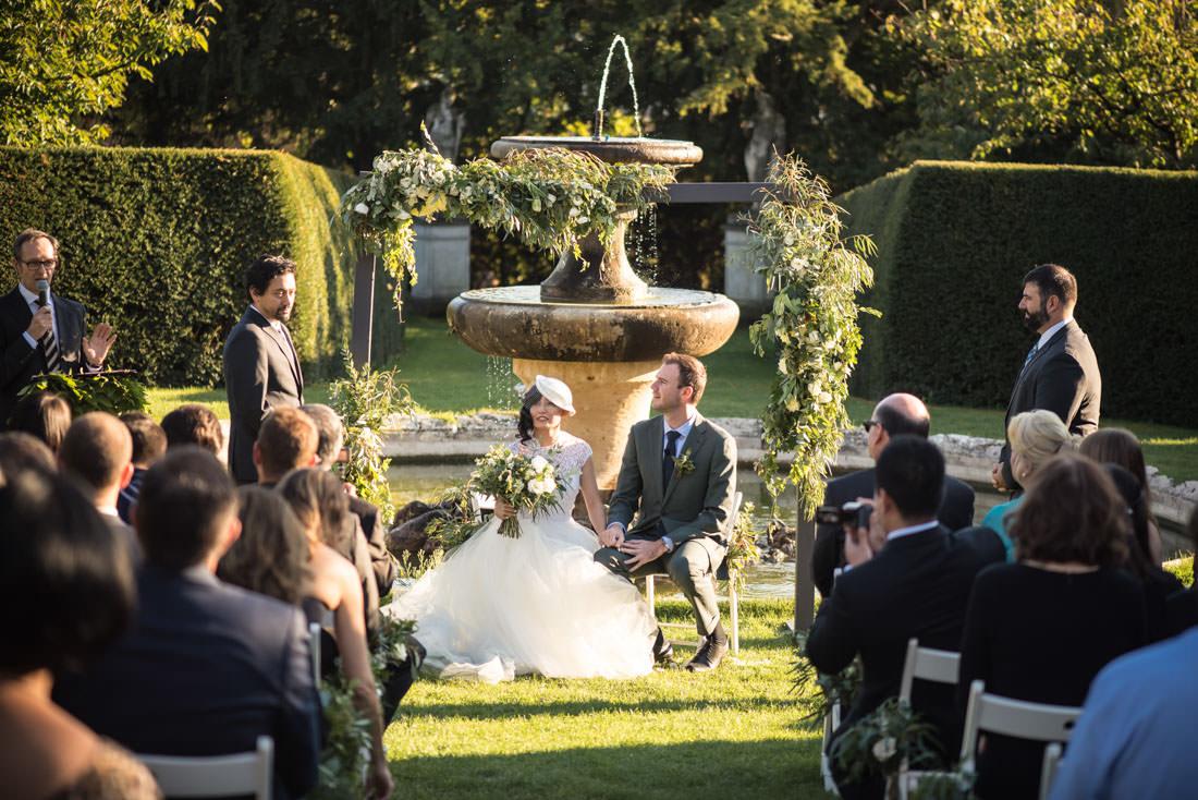 Photographe mariage Lyon - Mariage au Château de Bagnols