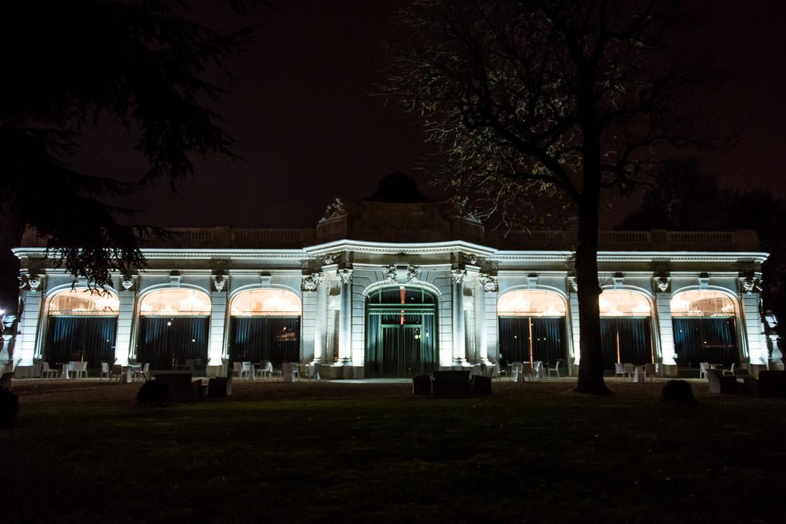 pavillon dauphine paris