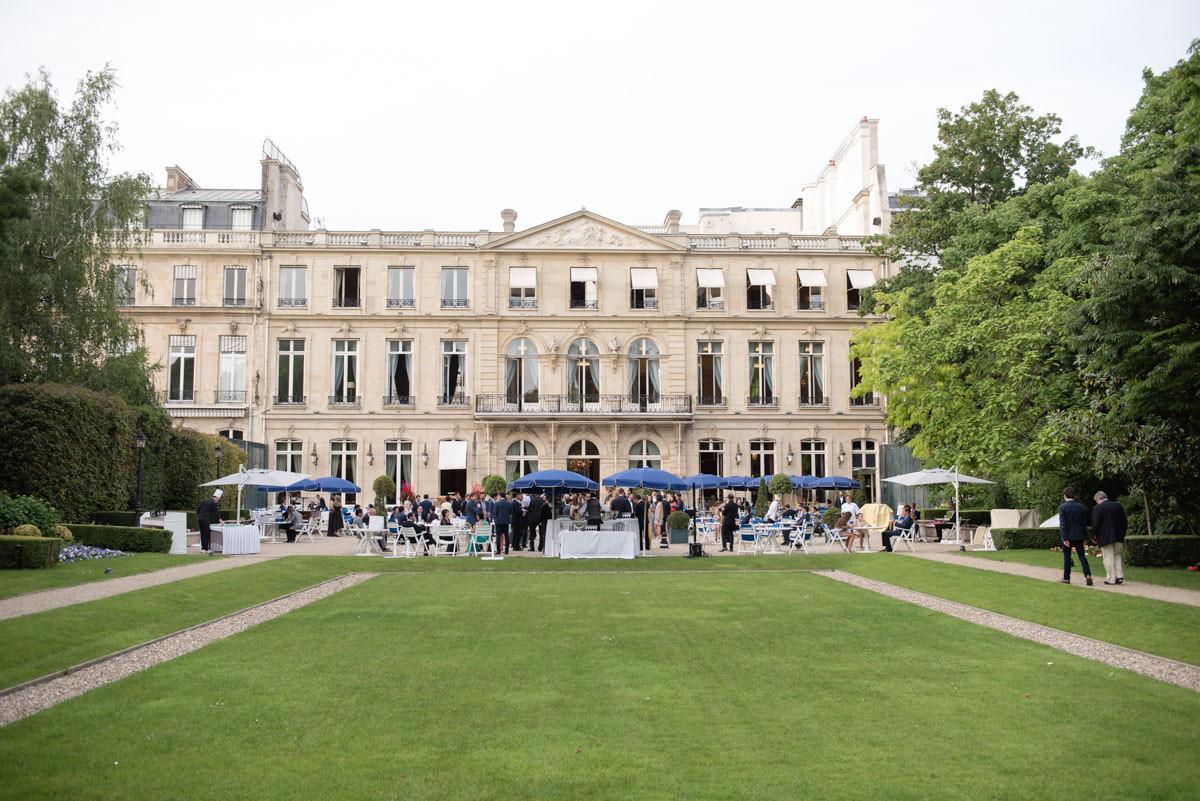 Mariage Cercle de l'Union Interalliée Paris