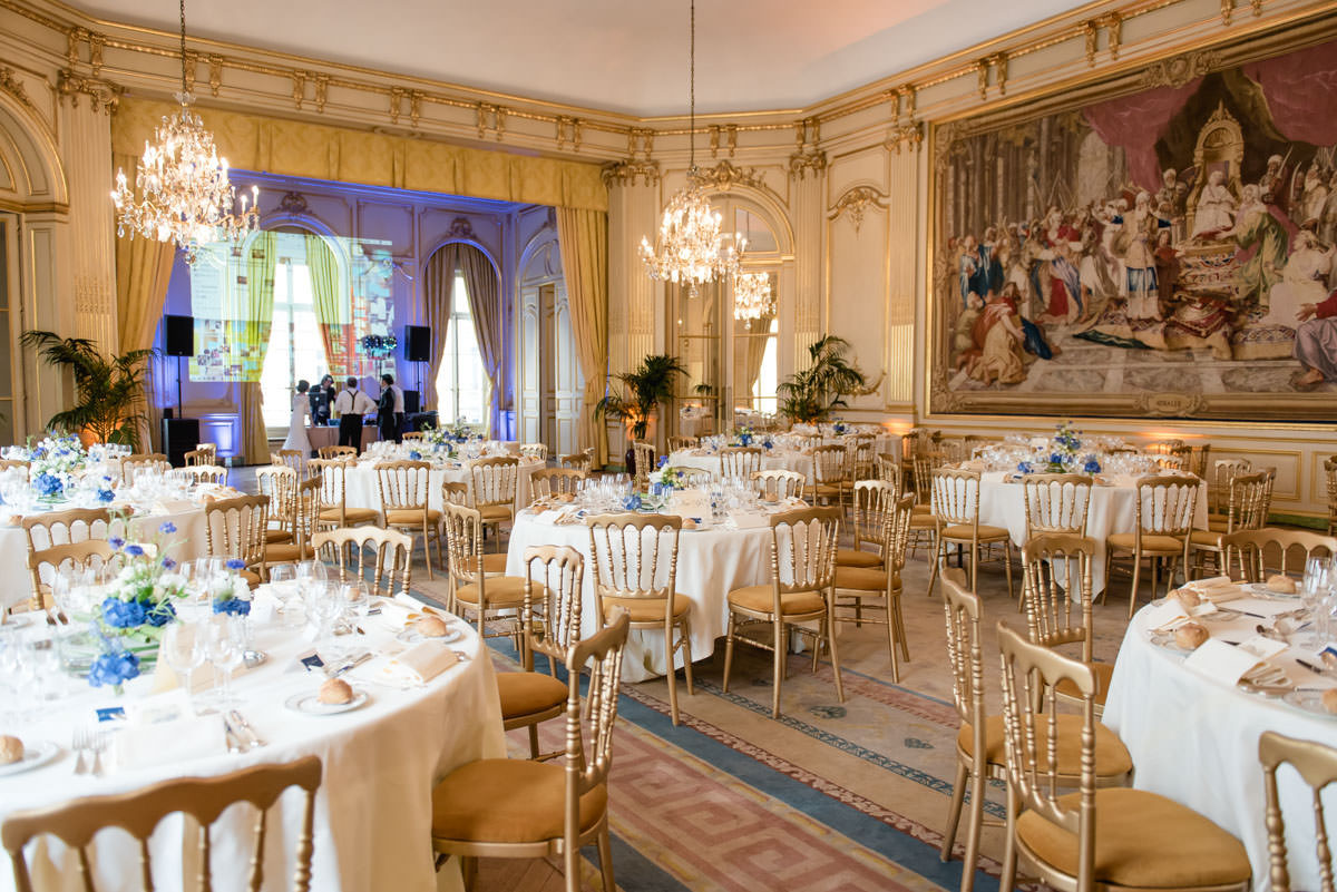 Wedding Cercle de l'Union interalliee - Paris