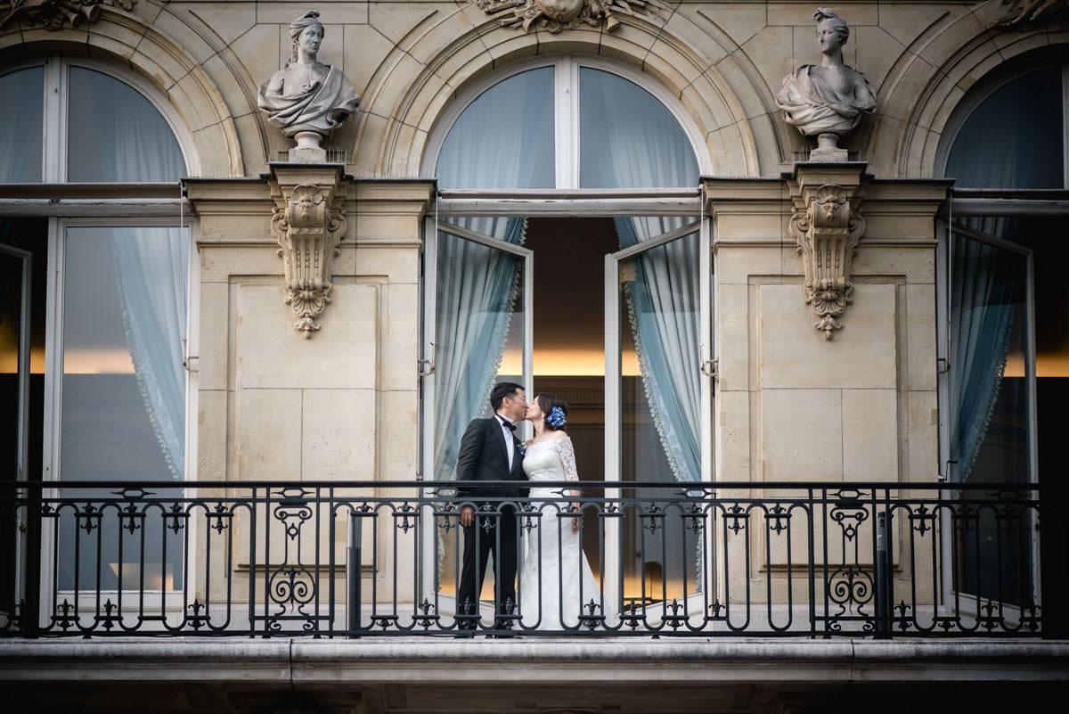 Mariage Cercle de l'Union Interalliee