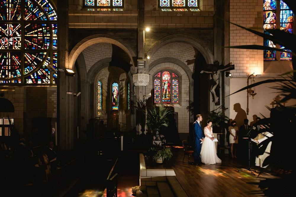 Mariage eglise La Baule
