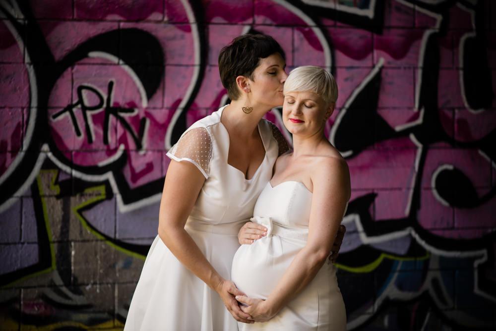 Mariage sur un rooftop Paris - Mariage au Mama Shelter