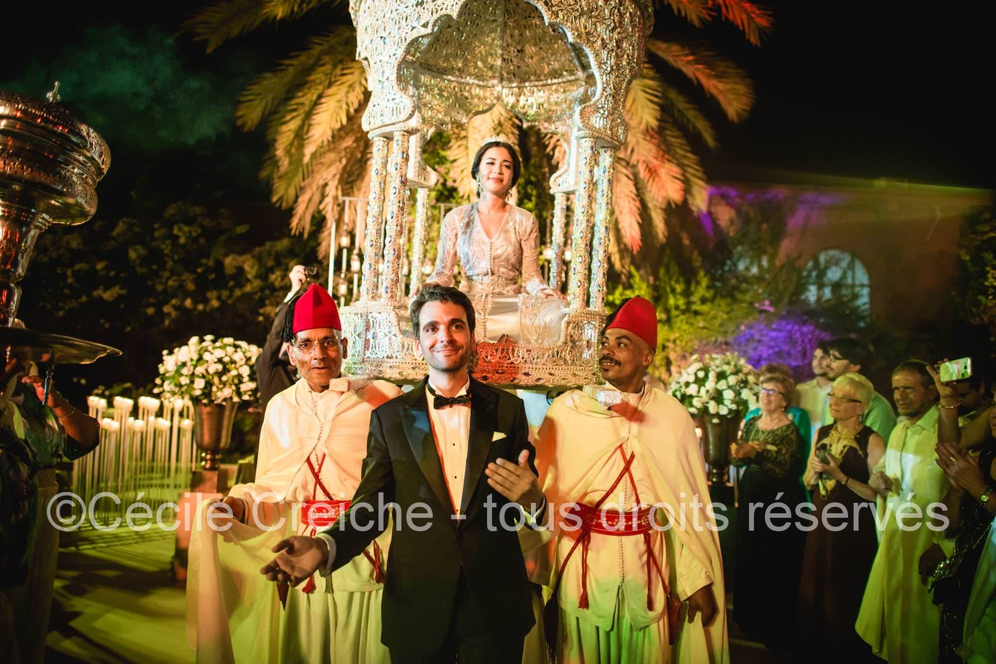Mariage à Marrakech - organiser son mariage au Maroc ...