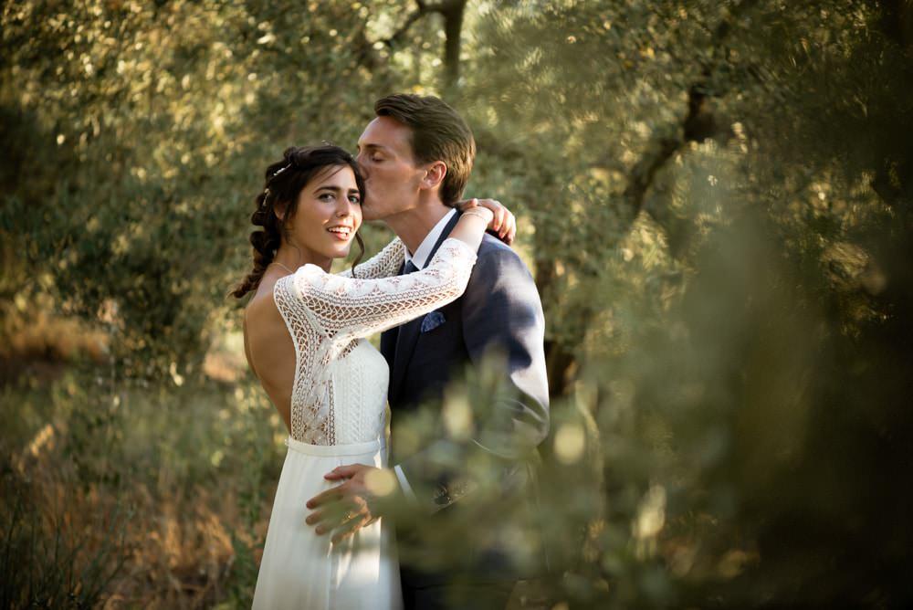 Mariage en Provence - Mas de Boutonnet Maussane les Alpilles