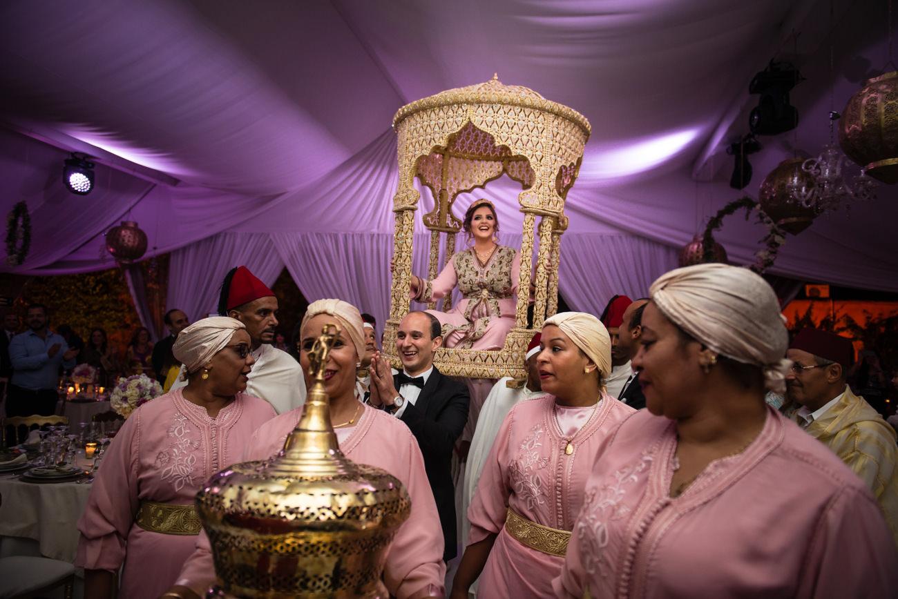 Amarya mariage marocain