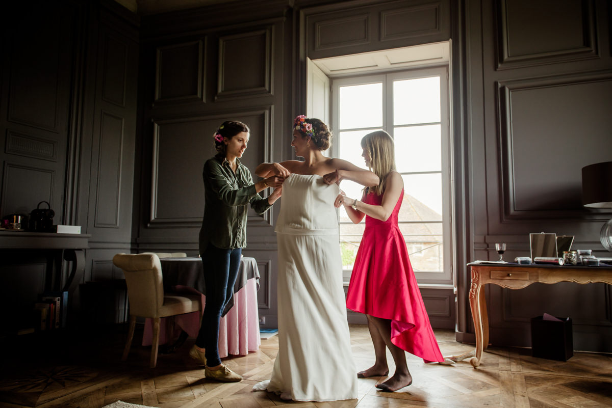 mariage luxe pierreclos chateau