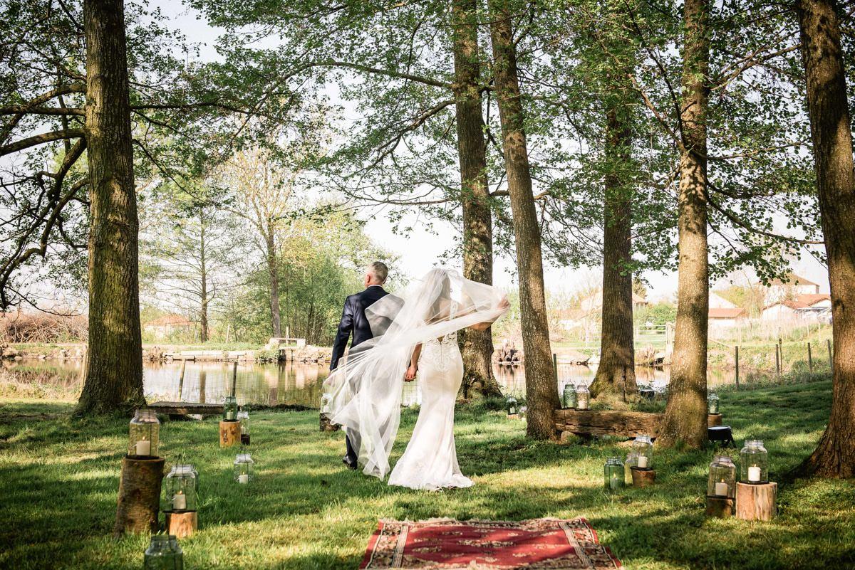 photographe mariage lyon mariage en exterieur