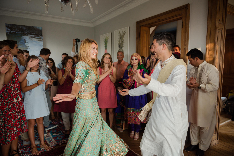 mariage franco afghan iranien attan