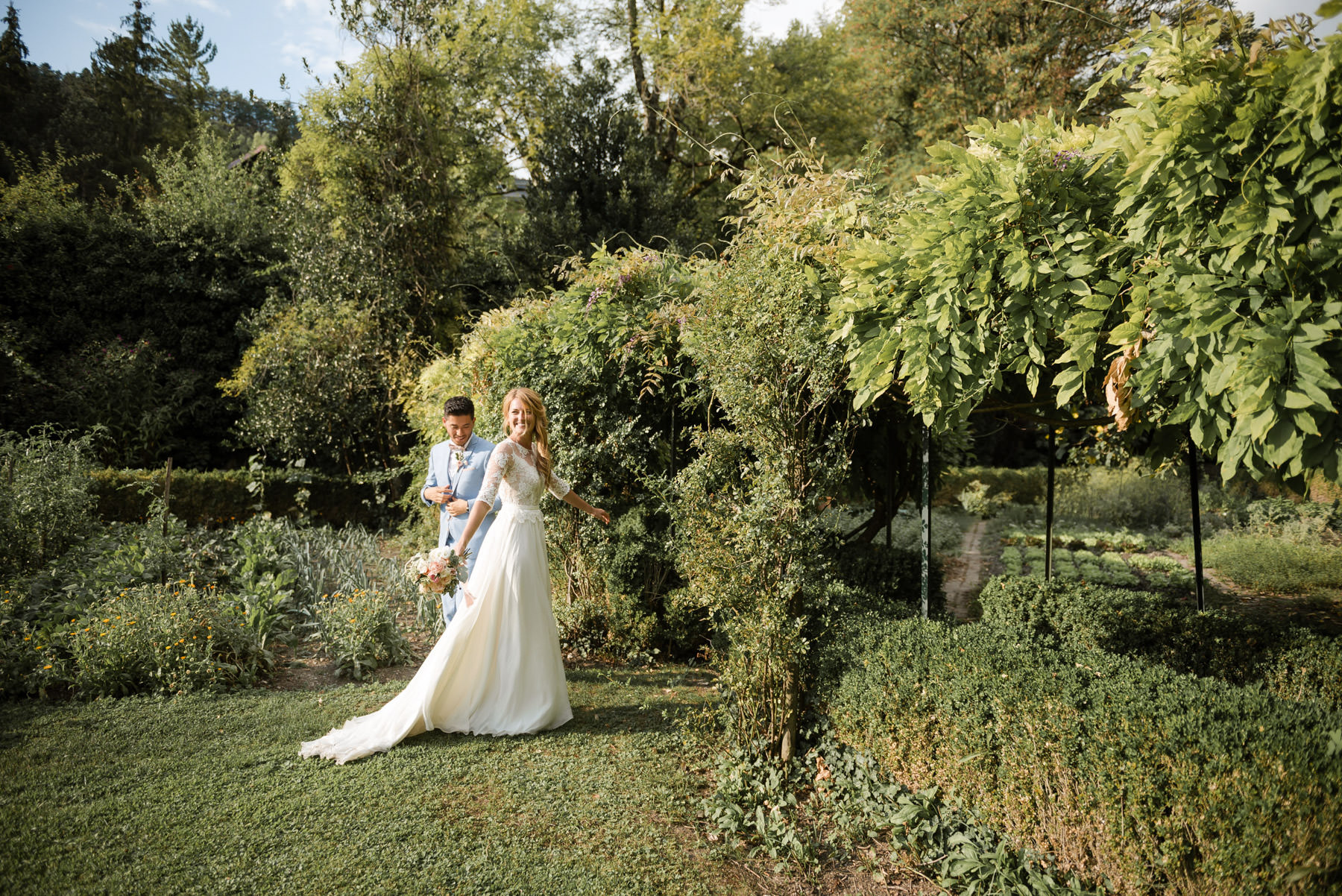 mariage abbaye de talloires